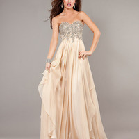 Empire waist gown 1560 - Prom Dresses
