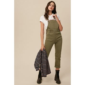 No Holding Back Overalls