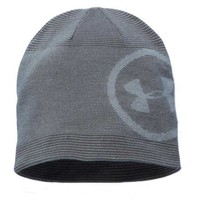 Under Armour Classic Beanie for Men in Steel 1283106-035