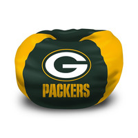 Green Bay Packers NFL Team Bean Bag (96 Round)