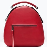 Casual College Comfort On Sale Hot Deal Back To School Fashion Ladies Small Size Stylish Leather Backpack [6581354951]