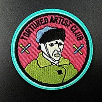 """Tortured Artist Club"" Patch"