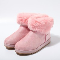 On Sale Hot Deal Ladies Stylish Waterproof Boots [79791980569]