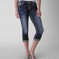 Rock Revival Isellin Stretch Cropped Jean