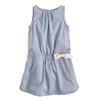 Girls' day dress in chambray - everyday dresses - Girl's new arrivals - J.Crew