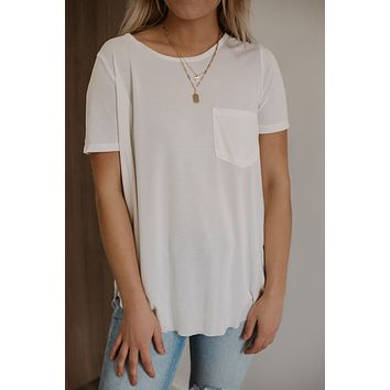 Basic Finds Tee - Ivory