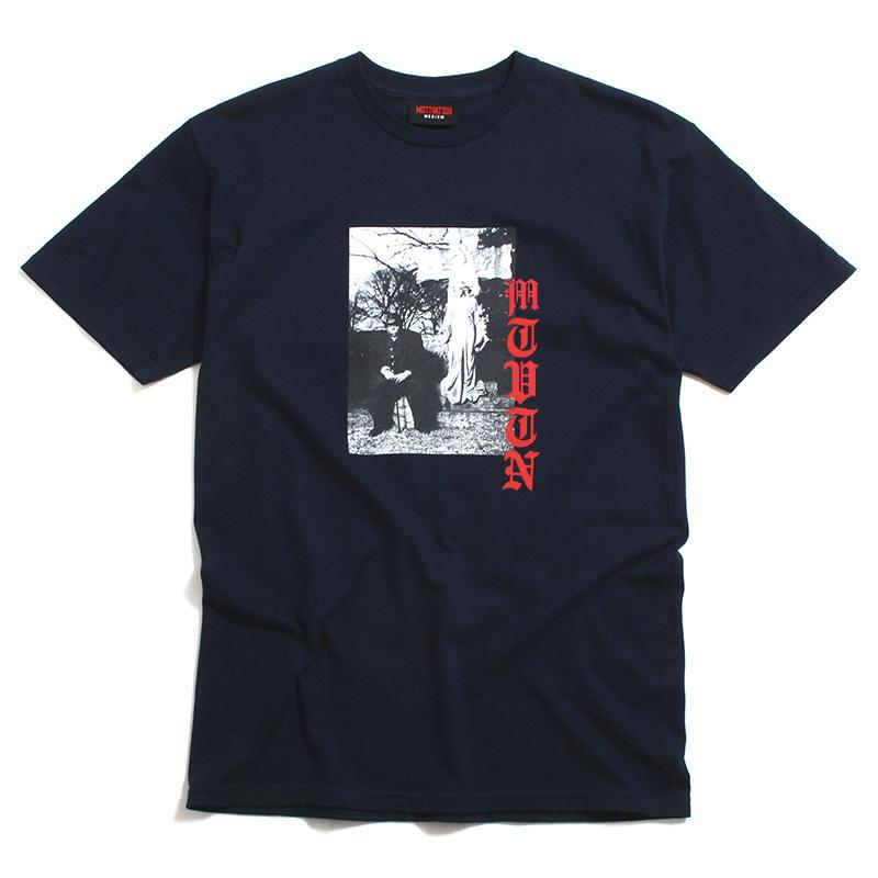 Image of Notorious T-Shirt Navy