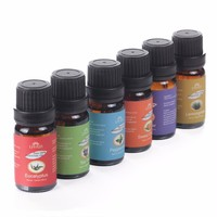 Aromatherapy Gift Set - 6 different Essential Oils