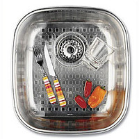 Happy Housewares Clear Sink Mats | Overstock.com