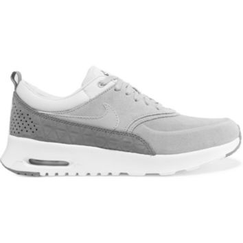 Nike - Air Max Thea suede sneakers