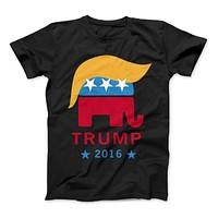 Donald Trump Limited Edition Print President 2016 T-Shirt & Apparel