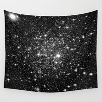 staRs Wall Tapestry by 2sweet4words Designs
