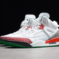 HCXX 19Aug 329 Air Jordan Spizike GS 315371-125 High Breathable Casual Basketball Shoes