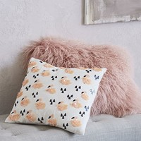 Mongolian Lamb Pillow Covers