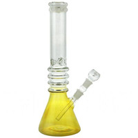 "15"" Beaker Base + Color Fume + Glass Design + Ice Catcher + Marble Design. Water Pipe Water pipe"