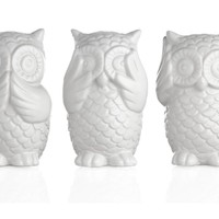 3 Wise Owls | Gifts for Her | Gifts | Z Gallerie
