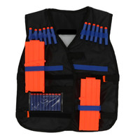 New Outdoor Tactical hunting Vest Kit For outdoor hunting Nerf N-strike Elite Games free shipping