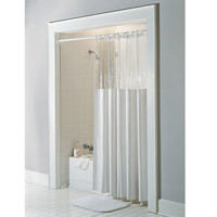 The Anti-Microbial Shower Curtain
