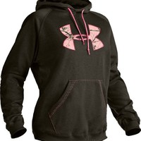 Under Armour® Women's Tackle Twill Hoodie Zoom : Cabela's
