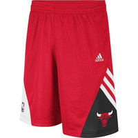 adidas Chicago Bulls Pre-Game Shorts