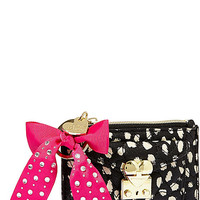 BE MINE AGAIN TOP ZIP POUCH