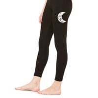 I Love You To The Moon And Back (Tank) - LEGGING
