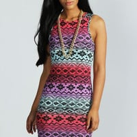 Sarah Vest Bodycon Dress
