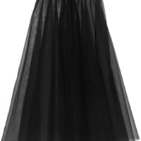I.D. Sarrieri - You're Next embellished tulle skirt