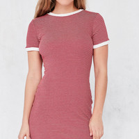 BDG Striped Bodycon T-Shirt Dress | Urban Outfitters