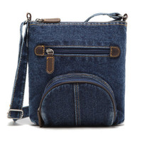 womens denim messenger bags ladies mini small shoulder satchels girls zipper solid summer sling vintage bag borse bolsos sacoche