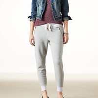 AE Zippered Sweatpant   American Eagle Outfitters