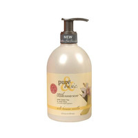 Pure And Basic Natural Liquid Hand Soap Wild Banana Vanilla - 12.5 Fl Oz