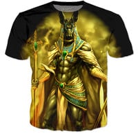Anubis the Egyptian god