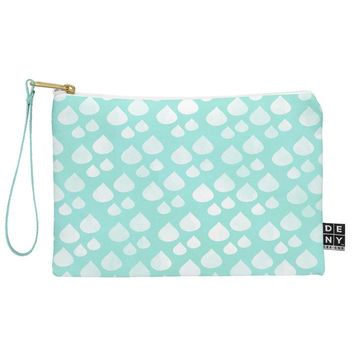 Allyson Johnson Rain Drops Pouch
