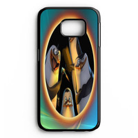 Penguins Of Madagascar Say Hello Samsung Galaxy S6 Edge Plus Case