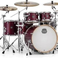 Mapex Armory Series Studioease 6-Piece Drum Shell Pack - Cordovan Red AR628SRE