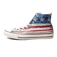 Original Converse All Star men's skateboard shoes sneakers free shipping
