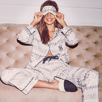 The Dreamer Flannel Pajama - The Dreamer Flannel Collection - Victoria's Secret