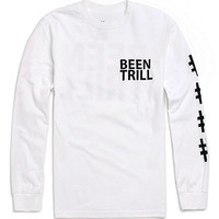 Been Trill Clean Trill Long Sleeve Tee at PacSun.com