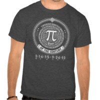 Pi Day of the Century! Once in a Lifetime Event! Shirt