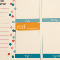 Stickers for Planners and Scrapbooks by stickerplanitt on Etsy