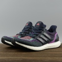 Adidas Ultra Boost Ub Men Fashion Edgy Sneakers Sport Shoes