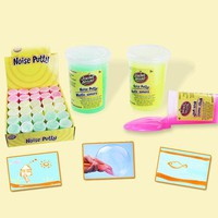 Noise Putty Crystal Slime Mud Ramen Slime Squishy Pressure Release Toys Children Educational Toys