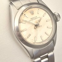 Rolex Oyster Perpetual 6618 Lady Automatik