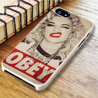 Marilyn Monroe Obey Marilyn Monroe Marilyn singer idol | For iPhone 6 Plus Cases | Free Shipping | AH0367