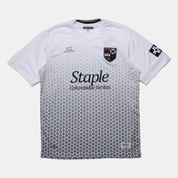 Staple Pigeon Tech Jersey - White at Urban Industry