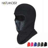 Winter Warm Motorcycle Wind proof Face Mask Neck Helmet Cap Sports Bicycle Hat for men women