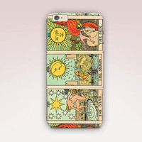Tarot Cards Phone Case For - iPhone 6 Case - iPhone 5 Case - iPhone 4 Case - Samsung S4 Case - iPhone 5C - Tough Case - Matte Case - Samsung