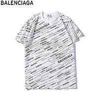 Cheap sale men and women balenciaga t shirt balenciaga shirts high quality T-shirt