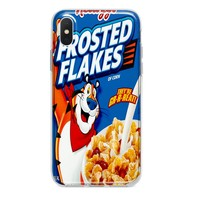 FROSTED FLAKES CUSTOM IPHONE CASE